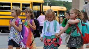 Tears are normal: A parents guide to surviving the 1st day of kindergarten