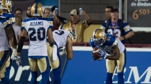 Bombers triumph over Alouettes for 4th-straight victory