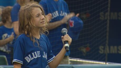 11-year-old Capri Everitt caps off her world singing tour, returning to Vancouver B.C.