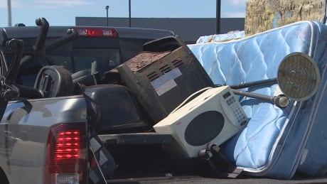 Surrey residents get rid of junk in their trunks at Pop-Up Junk Day