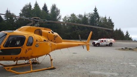 Hikers rescued from Mount Seymour after night in emergency shelter