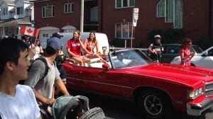 Toronto residents honour Penny Oleksiak, other Olympians