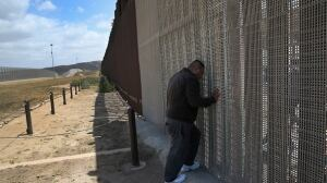 Trump's immigration talk runs into reality at the Mexican border
