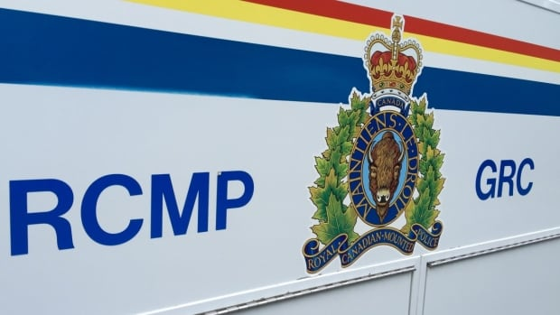RCMP are piecing together a crash between an SUV and a motorcycle on Highway 16 near Delmas, Sask. (CBC)