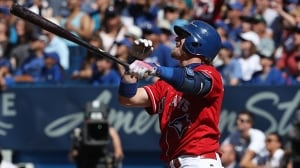Josh Donaldson hits 3 home runs to lead Blue Jays past Twins