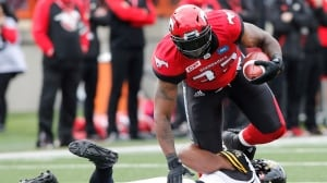 Stampeders hold off Tiger-Cats for 6th-straight win