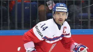 Tomas Plekanec named Czech captain for World Cup of Hockey