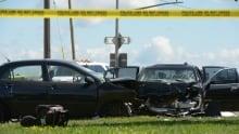 Markham Serious crash