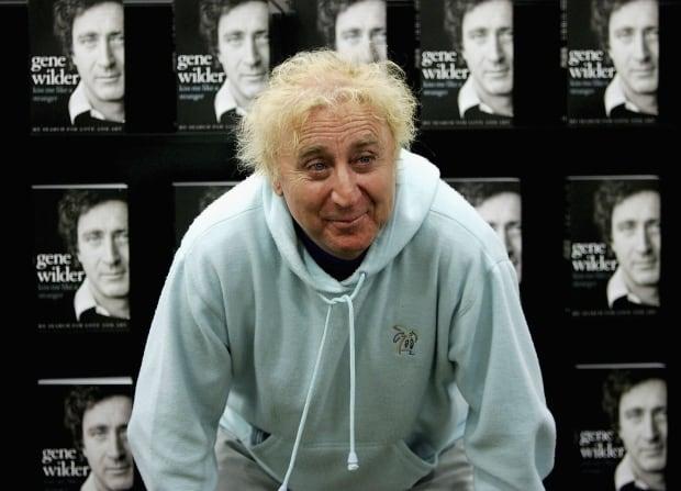 Willy Wonka actor Gene Wilder dies aged 83
