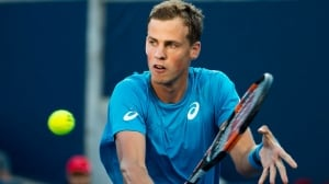 U.S. Open: Canada's Vasek Pospisil advances to 2nd round in straight sets