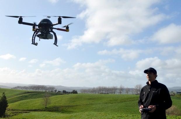 NEWZEALAND DRONES/FILM
