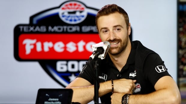Canadian James Hinchcliffe, Ryan Lochte to compete on Dancing with the Stars