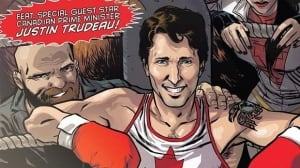 Marvel makes PM a superhero