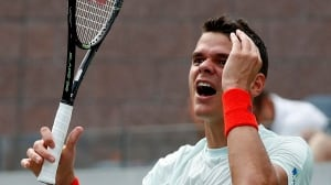 Milos Raonic suffers stunning defeat in second round of U.S. Open