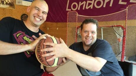 Steve Sampson and Andrew Seely