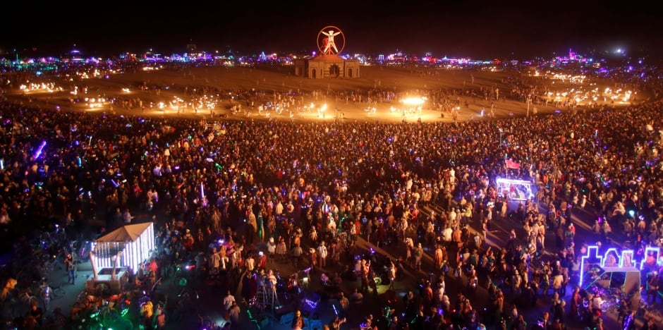 Burning Man arts and music festival took place Aug. 28  Sept. 5