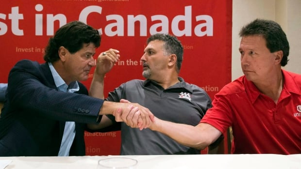Pending ratification of GM deal, Unifor eyes talks with Fiat-Chrysler