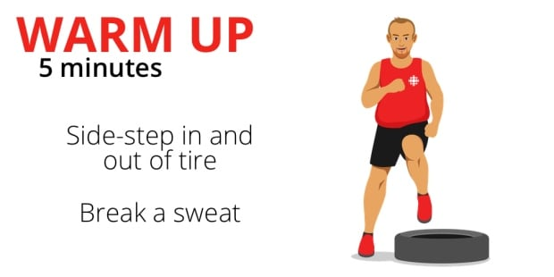 warm-up-tire