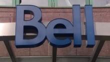Bell canada bce TV
