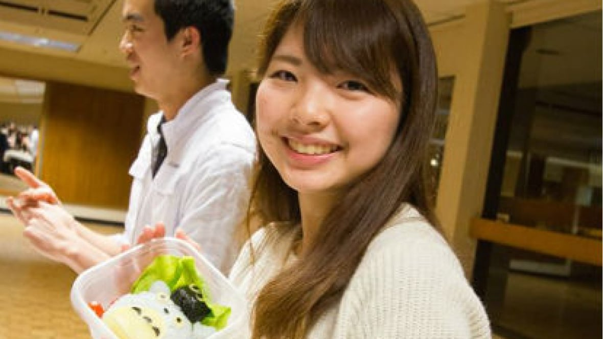 japanese ubc student spreading the joy of kyaraben bento british columbia cbc news. Black Bedroom Furniture Sets. Home Design Ideas
