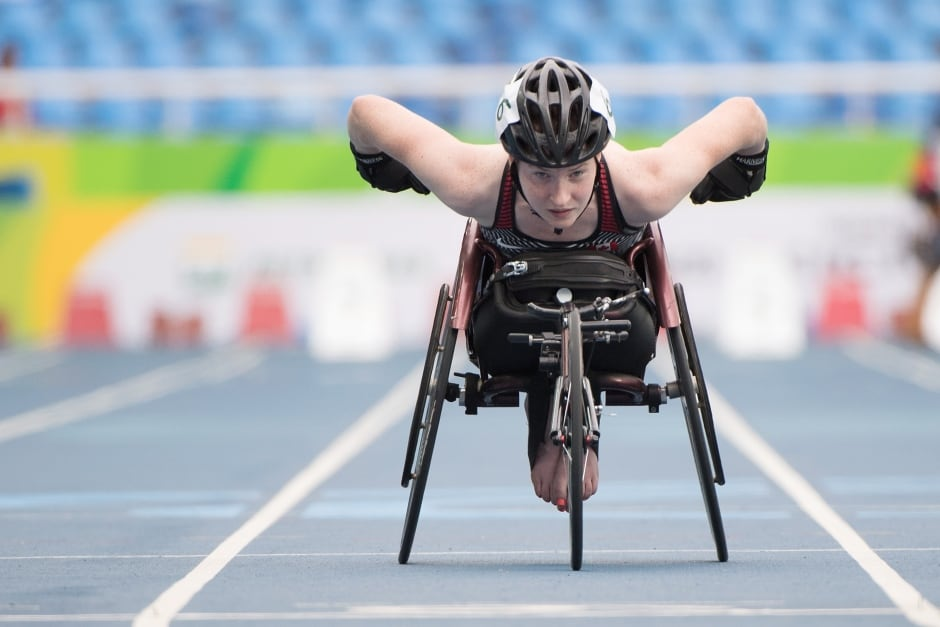 Photos Highlights From Day 1 Of The Paralympics Cbc