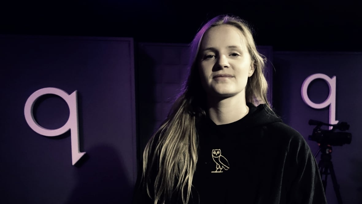 Rising R B Singer Charlotte Day Wilson Puts In The Work
