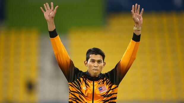 Abdul Latif bags Malaysia's third gold at Rio Paralympics