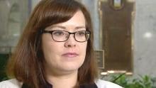 Kathleen Ganley Justice Minister Alberta