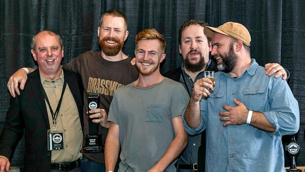 At last year's B.C. Beer Awards, Brassneck Brewing won best in show for their One Trick Pony Imperial IPA.