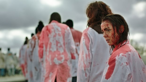 TIFF cinema-goers faint during screening of feminist cannibal film Raw