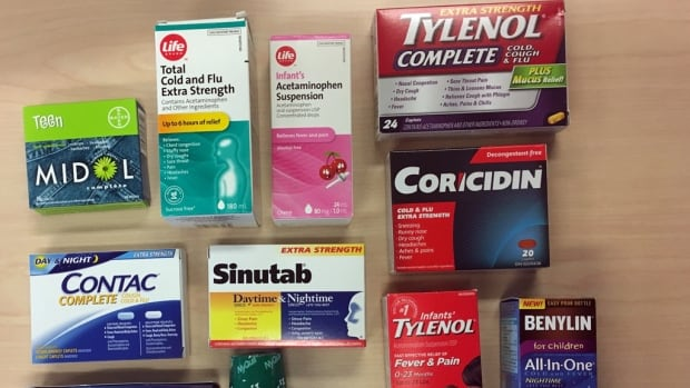 Acetaminophen products