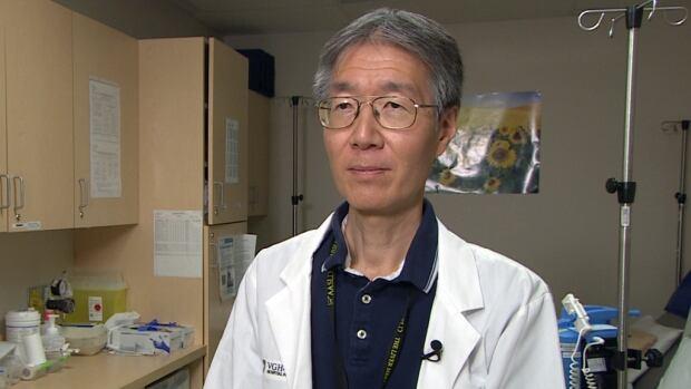 Dr. Eric Yoshida