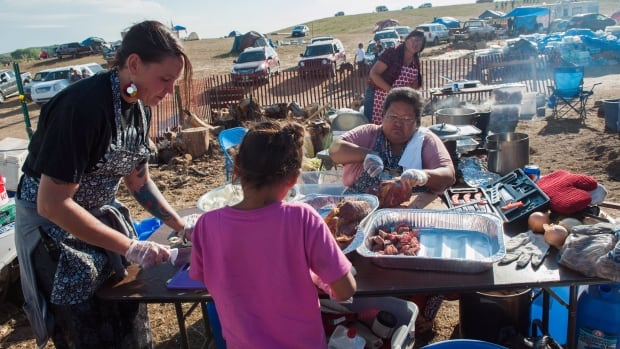 More Unrest at Dakota Access Pipeline Construction Site in South Dakota