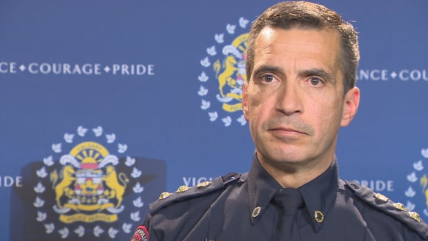 Acting Police Chief Trevor Daroux