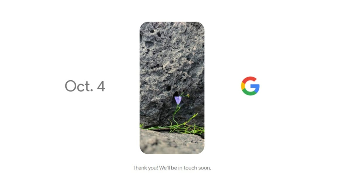 Google's next smartphone expected at Oct. 4 event