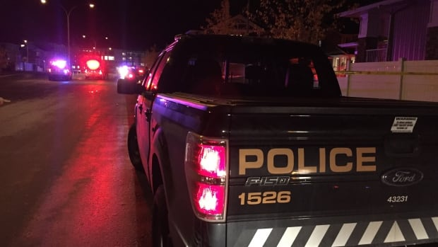 Woman taken to hospital after shooting in northeast Calgary