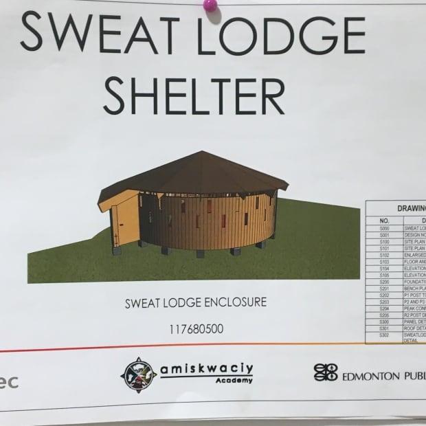 What Does A Stem Elementary School Look Like: Sweat Lodge Taking Shape At Edmonton Public School