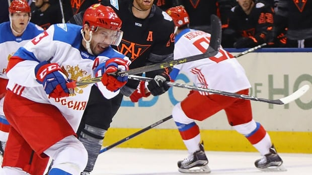 Russia beats Finland 3-0 to reach World Cup semifinals