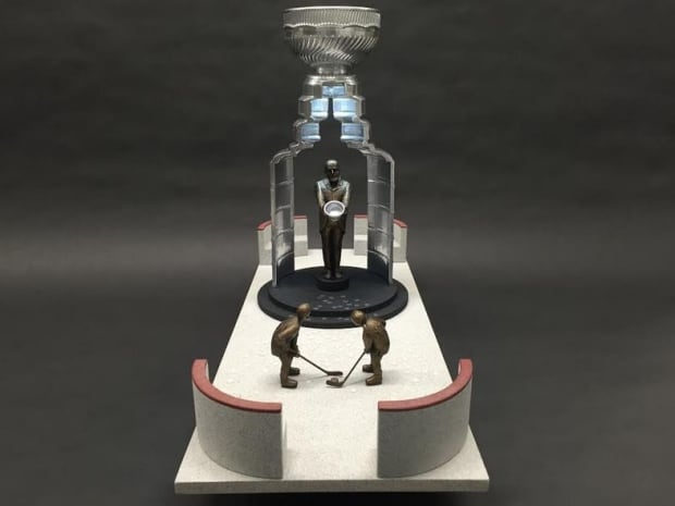 Stanley cup monument design