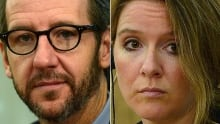 Gerald Butts and Katie Telford