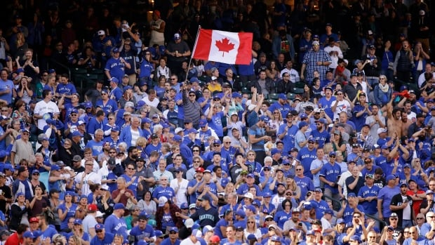 'Double's a little outrageous': Western Canadian Blue Jays fans decry ticket prices for Mariners series | CBC News