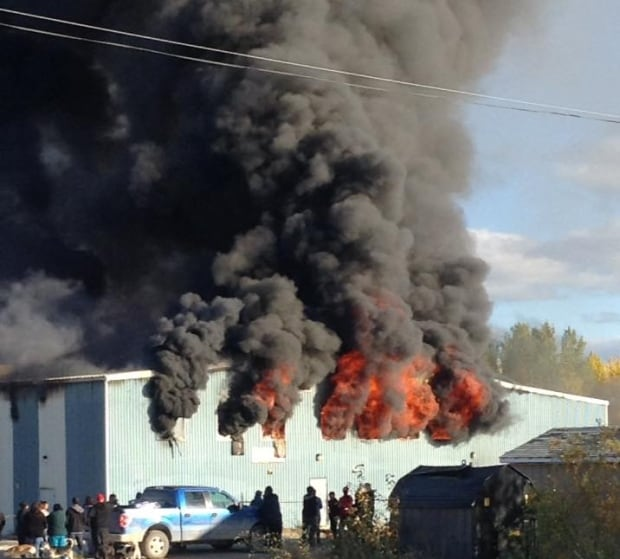 Shamattawa First Nation Calls State Of Emergency After Fire