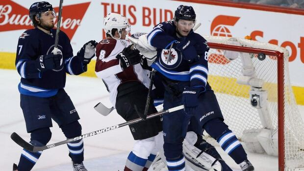 Unsigned D Trouba asks Jets to deal him