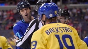 World Cup of Hockey: Sweden vs. Europe