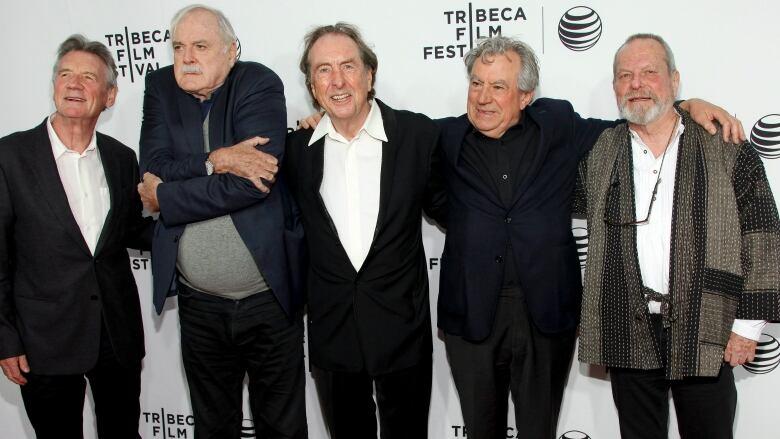 Monty Python's Terry Jones diagnosed with dementia ...