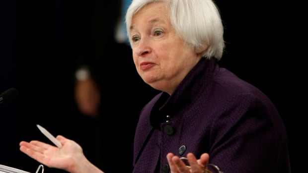 Chair Janet Yellen decided this week to keep the U.S. Federal Reserve's interest rate where it is, saying the U.S. economy isn't yet ready to withstand a modest increase.