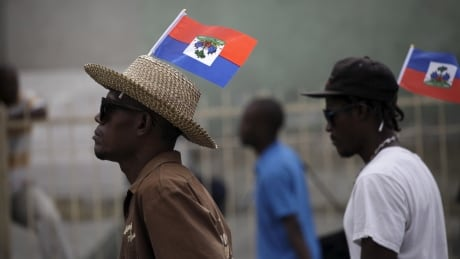 HAITI-ELECTION/PROTEST