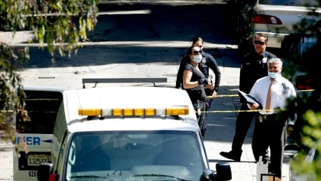 Hollywood Hills Killing