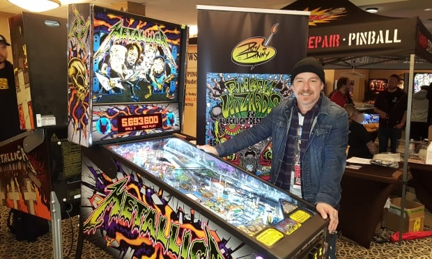 Pinball dirty donny Gillies