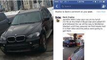 Facebook helps connect stolen car with owner